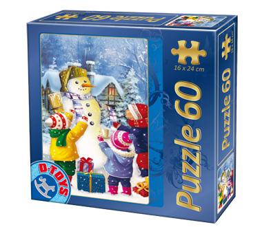 Puzzle Dtoys-60709-XM-07