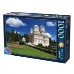 Puzzle  Dtoys-63038-MN14 Curtea de Arges Monastery - Roumania