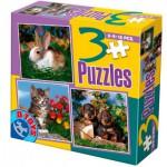 Puzzle  Dtoys-63045-AP-02