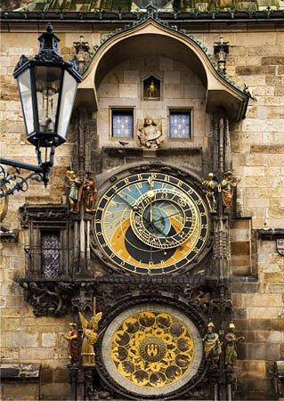 DToys-64288-FP07-(70616) Jigsaw Puzzle - 1000 Pieces - Famous Places : Prague, Czech Republic