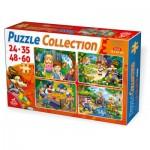 Puzzle  Dtoys-65223-PC-01