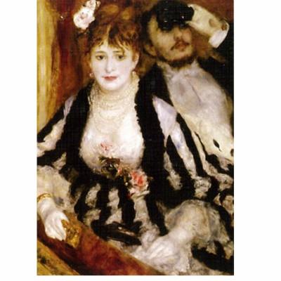 DToys-66909-RE05 Jigsaw Puzzle - 1000 Pieces - Renoir : The Box