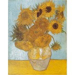 DToys-66916-VG01 Jigsaw Puzzle - 1000 Pieces - Van Gogh : Sunflowers