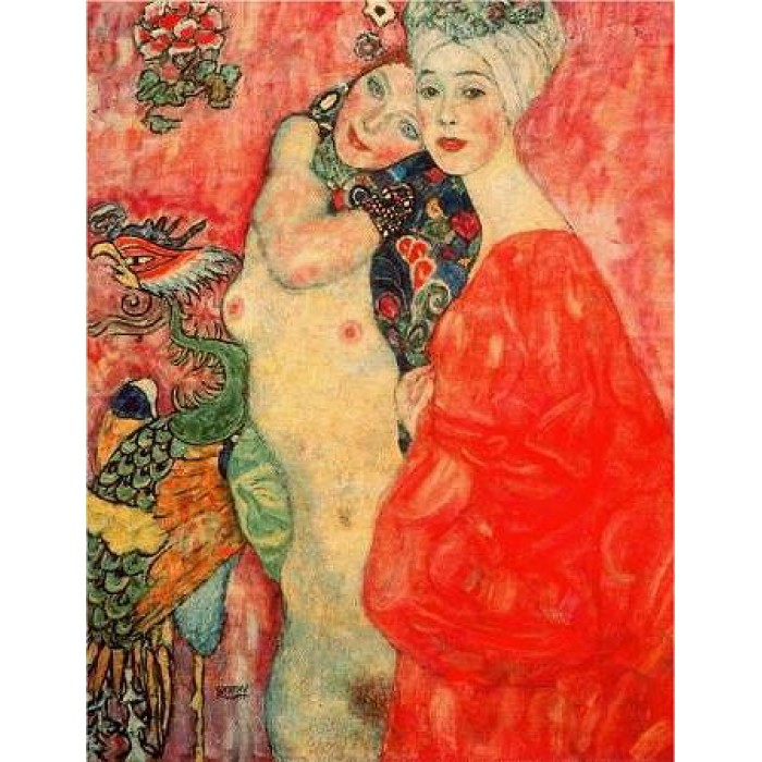 Jigsaw Puzzle - 1000 Pieces - Klimt : Friends