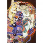 DToys-66923-KL05-(70135) Jigsaw Puzzle - 1000 Pieces - Klimt : The Virgin