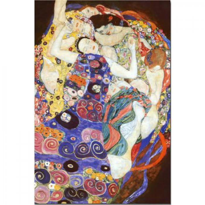 Jigsaw Puzzle - 1000 Pieces - Klimt : The Virgin