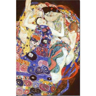 DToys-66923-KL05 Jigsaw Puzzle - 1000 Pieces - Klimt : The Virgin