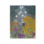 Puzzle  Dtoys-66923-KL09 Gustav Klimt: Farm Garden