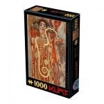 Puzzle  Dtoys-66923-KL11 Gustav Klimt - Hygieia, 1900