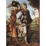DToys-66954-RN03 Jigsaw Puzzle - 1000 Pieces - Renaissance - Botticelli : Judith
