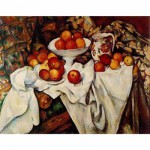 DToys-66961-IM04 Jigsaw Puzzle - 1000 Pieces - Impressionism - Cézanne : Apples and Oranges