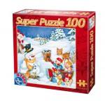 Puzzle  Dtoys-67333-XM-03