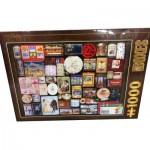 Puzzle  Dtoys-67555-VP-16 Vintage Boxes
