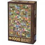 Puzzle  Dtoys-67555-VP14
