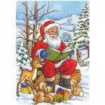 DToys-67616-CH05 Jigsaw Puzzle - 35 Pieces - Christmas Collection : Check List