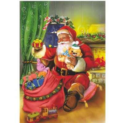 DToys-67623-CH04 Jigsaw Puzzle - 48 Pieces - Christmas Collection : Beautiful Toys !