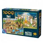 Puzzle  Dtoys-67760-CC-02