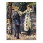 Puzzle  Dtoys-70265 Renoir Auguste - The Swing