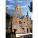 Dtoys-70586 Jigsaw Puzzle - 1000 Pieces - Famous Places : Jerusalem, Israel