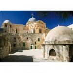 DToys-70593 Jigsaw Puzzle - 1000 Pieces - Famous Places : Jerusalem, Israel