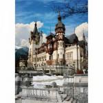 DToys-70739 Jigsaw Puzzle - 1000 Pieces - Romania : Peles Castle
