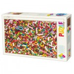 Puzzle  Dtoys-71958-HD02-(74607)