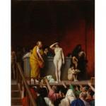 Puzzle  Dtoys-72726-GE01 Jean-Léon Gérôme: Slave Auction, 1884
