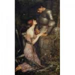 Puzzle  Dtoys-72757-WA03-(75055) Waterhouse John William: Lamia