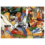 Puzzle  Dtoys-72849-KA-01 Kandinsky Vassily: Composition II