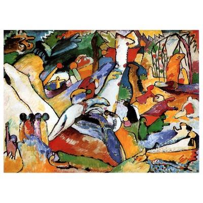 Puzzle Dtoys-72849 Kandinsky Vassily: Composition II