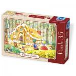 Puzzle  Dtoys-72948-EM-01 Hansel and Gretel