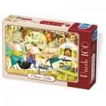 Puzzle  Dtoys-72962-EM-02 Tales and Legends