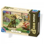 Puzzle  Dtoys-73013-DP-02 Dino
