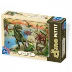 Puzzle  Dtoys-73037-DP-02 Dinosaurs