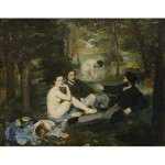 Puzzle  Dtoys-73068-MA04 Manet Édouard: The Luncheon on the Grass, 1862