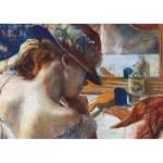 Puzzle  Dtoys-73938-DE01-(73938) Degas Edgar - In Front of the Mirror