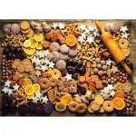 Puzzle  Dtoys-74355-VI01-(74355) Vintage Poster