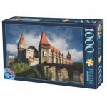 Puzzle  Dtoys-74768 Hunedoara Castle, Corvin Castle - Romania