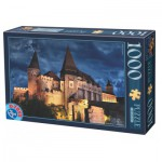 Puzzle  Dtoys-74775 Corvin Castle, Romania