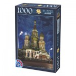 Puzzle  Dtoys-74812 Russia, Moscow - Saint Basil's Cathedral