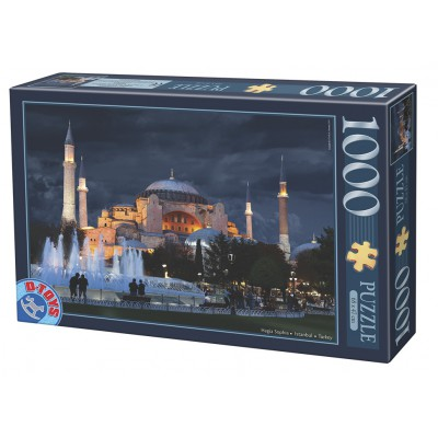 Puzzle Dtoys-74829