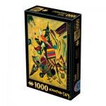 Puzzle  Dtoys-75130 Kandinsky Vassily: Points