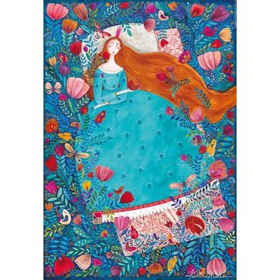 Puzzle Dtoys-75185 Andrea Kürti: Sleeping Beauty