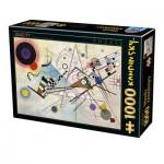 Puzzle  Dtoys-75918 Vassily Kandinsky