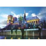 Puzzle  Dtoys-76069-FR02 Notre Dame de Paris, France