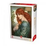 Puzzle   Dante Gabriel Rossetti - Proserpine