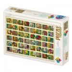 Puzzle   David Katai Eszter : Pattern Elephants