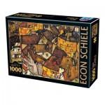 Puzzle   Egon Schiele