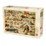 Puzzle   Encyclopedia Wild Animals