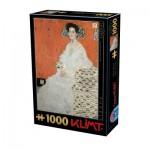 Puzzle   Gustav Klimt - Fritza Riedler